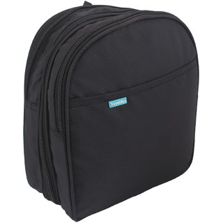 Traveldoo Folding Duffle bag (Extra large) 28 Square Black