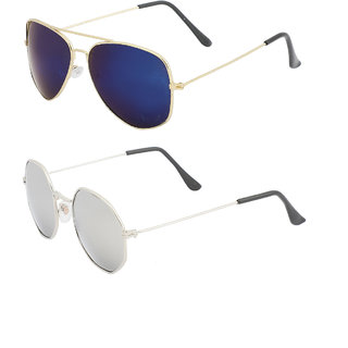 Vars Aviator Sunglasses combo