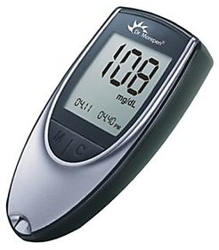 Dr Morepen Glucose Monitor (BG-03) with 50 Test Strips