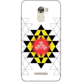 Digimate Printed Designer Soft Silicone TPU Mobile Back Case Cover For Gionee A1 Lite Design No. 0903