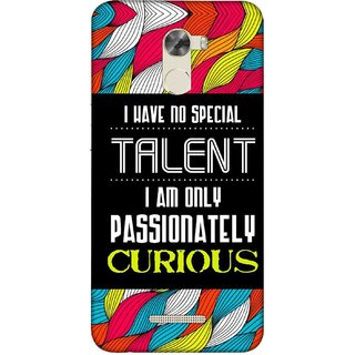 Digimate Printed Designer Soft Silicone TPU Mobile Back Case Cover For Gionee A1 Lite Design No. 0951