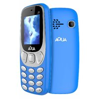 b23657e8059 Aqua J3 Dual Sim Mobile With 1.8 Inch Display FM With Recording  Call  Recording