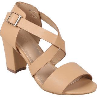 Notion London Block Heel Sandal