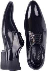 Aadi Men Black Formal Shoes