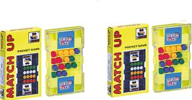 Virgo Toys Matchup - (Pack of 2)