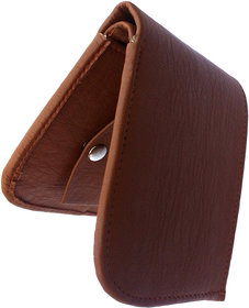 Men Brown Leather Wallet