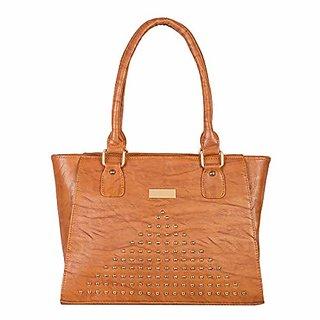 Louise Belgium Designed Handbag for Women - Black