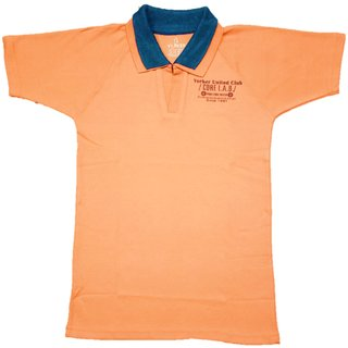 Yorker Solid Polo T shirts for Boys
