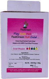 Feelgreen Herbal Holi Gulal