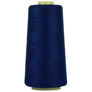 DIY Crafts 3000 Yard Overlock Polyester Sewing Thread (Navy Blue)