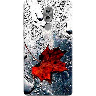 Digimate Printed Designer Soft Silicone TPU Mobile Back Case Cover For Huawei Honor 6X Design No. 0339
