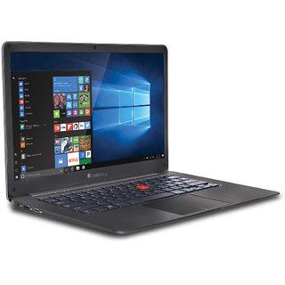 iBall Premio V 3 2018 14 inch Laptop  IntelPentiumProcessor N4200/4 GB/32 GB/Windows 10 Home/Integrated Graphics , Metallic Gun Mustard