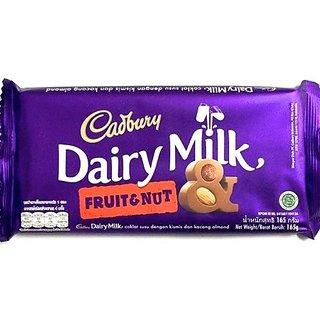 Cadbury Dairy Milk Fruit  Nut Chocolate Bar, 165g