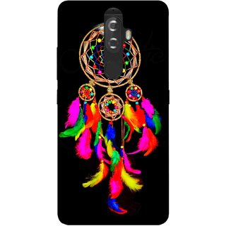 Digimate Printed Designer Soft Silicone TPU Mobile Back Case Cover For Lenovo K8 Plus Design No. 1052