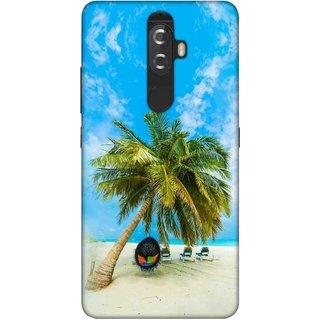 Digimate Printed Designer Soft Silicone TPU Mobile Back Case Cover For Lenovo K8 Plus Design No. 1059