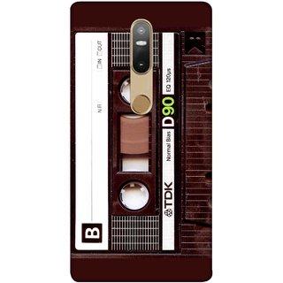 Digimate Printed Designer Soft Silicone TPU Mobile Back Case Cover For Lenovo Phab2 Plus Design No. 0283