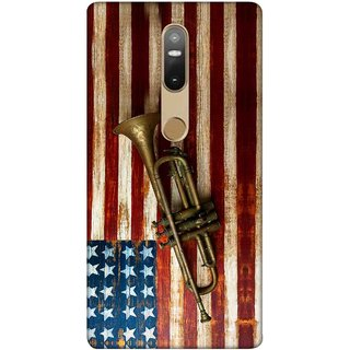 Digimate Printed Designer Soft Silicone TPU Mobile Back Case Cover For Lenovo Phab2 Plus Design No. 0301