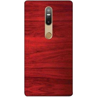 Digimate Printed Designer Soft Silicone TPU Mobile Back Case Cover For Lenovo Phab2 Plus Design No. 0351