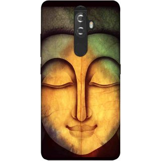 Digimate Printed Designer Soft Silicone TPU Mobile Back Case Cover For Lenovo K8 Plus Design No. 0787