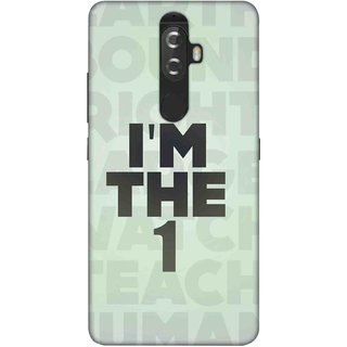 Digimate Printed Designer Soft Silicone TPU Mobile Back Case Cover For Lenovo K8 Plus Design No. 0432