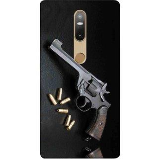 Digimate Printed Designer Soft Silicone TPU Mobile Back Case Cover For Lenovo Phab2 Plus Design No. 0382