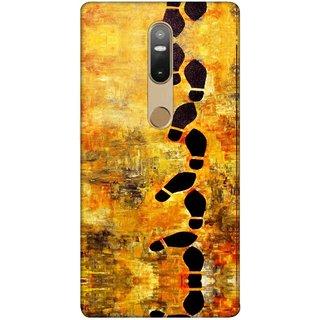 Digimate Printed Designer Soft Silicone TPU Mobile Back Case Cover For Lenovo Phab2 Plus Design No. 0751