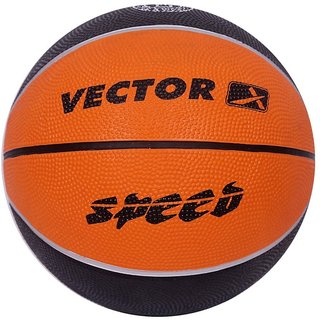 Vector X Speed Basketball (Orange Black)