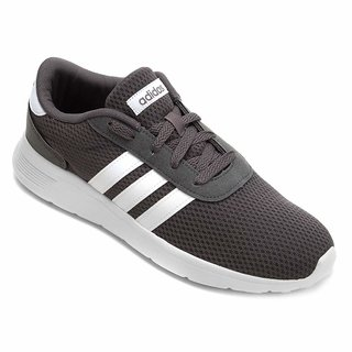 40f27862d Buy Adidas Men s Lite Racer Gray Sports Shoes Online - Get 15% Off