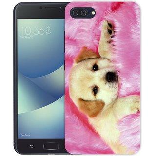 Ezellohub *Dog** Printed  Hard Mobile Back Cover Case for Zenfone 554 kl 4 Max