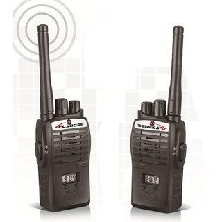 Interphone Walkie Talkie Set for Kids (Black)
