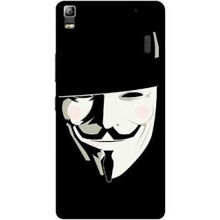 Digimate Printed Designer Soft Silicone TPU Mobile Back Case Cover For Lenovo K3 Note Design No. 0303