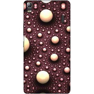 Digimate Printed Designer Soft Silicone TPU Mobile Back Case Cover For Lenovo A7000 Design No. 1139