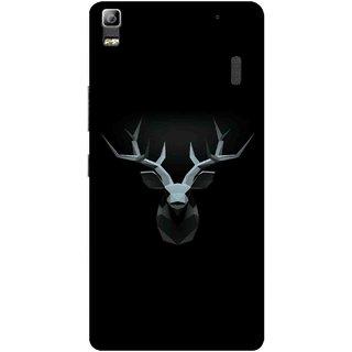 Digimate Printed Designer Soft Silicone TPU Mobile Back Case Cover For Lenovo K3 Note Design No. 0384