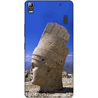 Digimate Printed Designer Soft Silicone TPU Mobile Back Case Cover For Lenovo K3 Note Design No. 1028