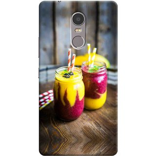 Digimate Printed Designer Soft Silicone TPU Mobile Back Case Cover For Lenovo K6 Note Design No. 0050