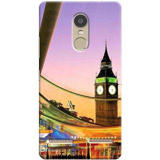 Digimate Printed Designer Soft Silicone TPU Mobile Back Case Cover For Lenovo K6 Power Design No. 0179