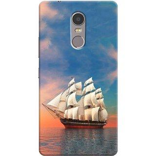 Digimate Printed Designer Soft Silicone TPU Mobile Back Case Cover For Lenovo K6 Note Design No. 1041