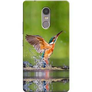 Digimate Printed Designer Soft Silicone TPU Mobile Back Case Cover For Lenovo K6 Note Design No. 1083