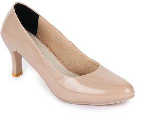 Sapatos Women Peach Kitten Heels