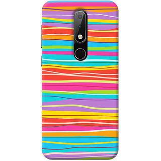 FABTODAY Back Cover for Nokia 3.1 Plus - Design ID - 0580
