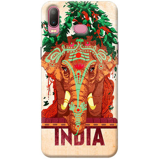 FABTODAY Back Cover for Samsung Galaxy A6s - Design ID - 0275