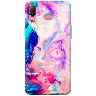 FABTODAY Back Cover for Samsung Galaxy A6s - Design ID - 0609
