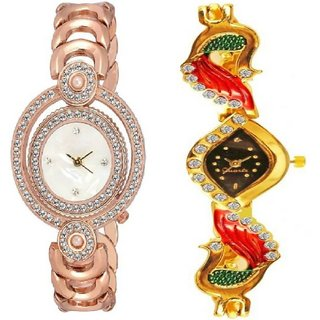 TRUE CHOICE NEW FASHION BEAUTIFUL WOMEN WATCHES WITH 6 MONTH WARRANTY