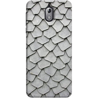 FABTODAY Back Cover for Nokia 3.1 - Design ID - 0728