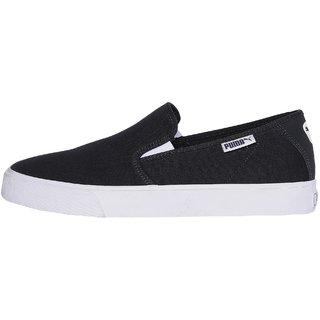 Puma Mens Black Bari SlipOn Casual Shoes