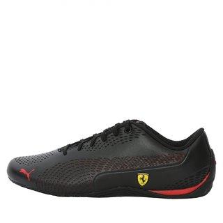 Puma Mens Black SF Drift Cat 5 Ultra II Sneakers