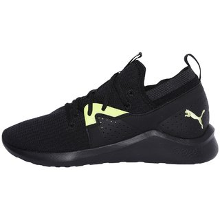 Puma Mens Black Emergence Future Running shoes