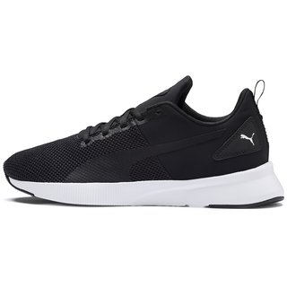 Puma Mens Black FLYER RUNNER Running shoes