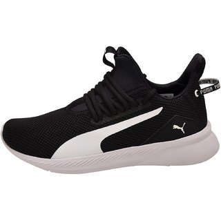 Puma Mens Black Tishatsu Fresh Running shoes