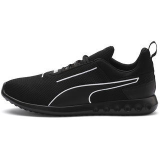 Puma Mens Black Carson 2 Concave Running shoes